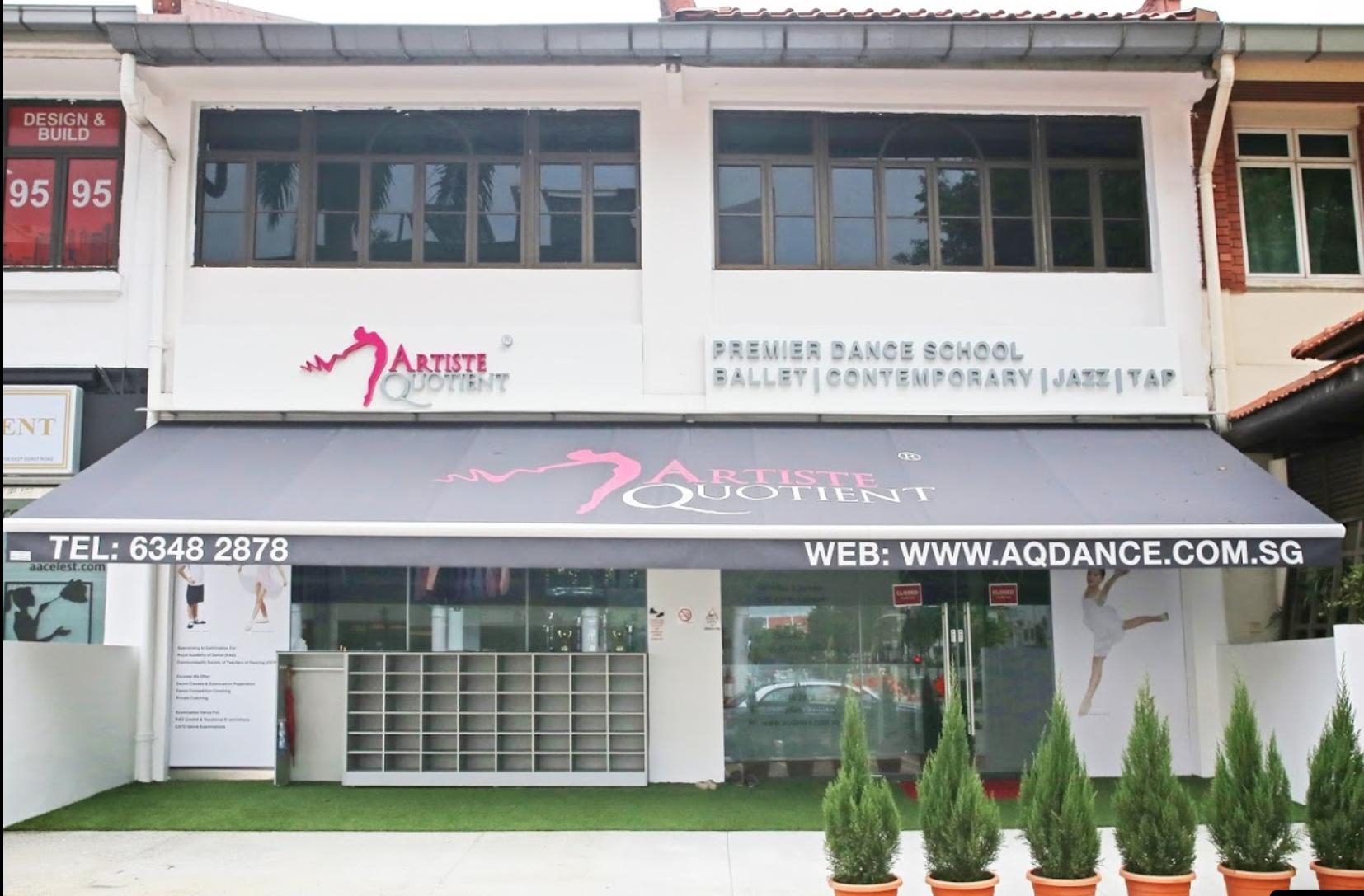 AQ Dance Academy Studio Singapore